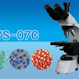 三目生物显微镜WYS-07C
