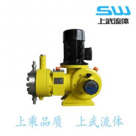 JYX系列液压隔膜式计量泵 JYX型液压计量泵