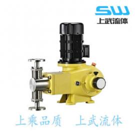 JYZR液压隔膜式计量泵 JYZ型隔膜式计量泵