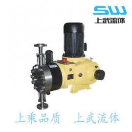 液压隔膜式计量泵 隔膜型液压计量泵