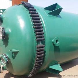 搪瓷反应釜 搪玻璃反应罐 开式反应釜厂家直销可定制