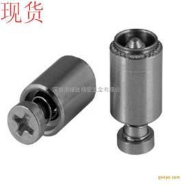 弹簧螺钉PFCP-M3-40松不脱弹簧螺钉 304不锈钢弹簧螺丝