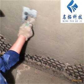 龟甲网防磨胶泥 除尘管道陶瓷涂料 耐磨涂料施工