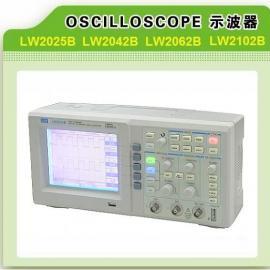 LW2025B 25MHz蓝屏数字示波器