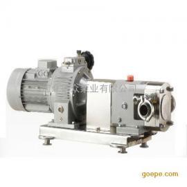 瑞悦3RP型凸轮转子泵属于回转式容积泵