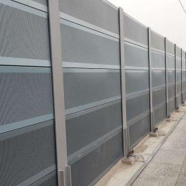 生产金属百叶孔隔音墙的厂家哪里有,多少钱一平方米