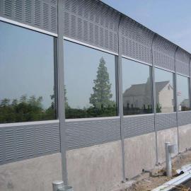 湖南顶部弧形声屏障,厂家哪里有,价格多钱一平米