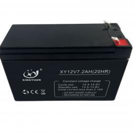 12V7.2AH 铅酸电池,电瓶,UPS电池,音响电池,喷雾器电池