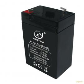 6V4.5AH 蓄电池,铅酸电池,电瓶,电子秤电池,消防电池