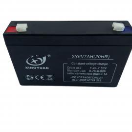 6V7AH 铅酸电池,电瓶,童车电池