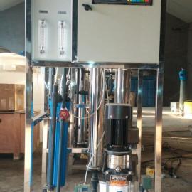 全自动0.25吨纯水设备RO反渗透纯水设备工厂