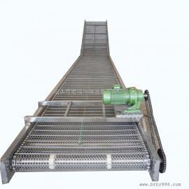 河北刮板式链式输送机厂家 fu270链条式输送配料机型号