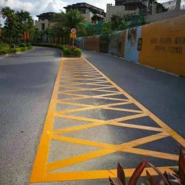 新余划线厂家,新余马路划线施工队,新余消防通道划线
