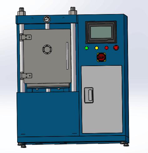 供应酷斯特科技K-ZT(W)-18-20-5电动伺服真空热压烧结炉