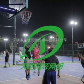 室外篮球场照明灯|led6米室外篮球场灯
