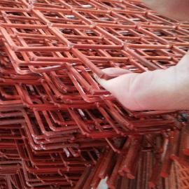 合肥高空踏板钢板网――3.5公斤一张喷漆脚手架钢笆片定做