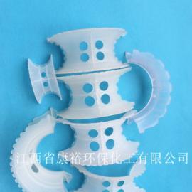 塑料异鞍环填料PE/PP/PVC异鞍环填料