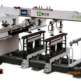 自动送料六排钻,数控六排钻,木工排钻,板式定制家具钻孔机