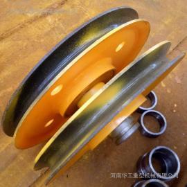 实力厂家热卖5t10t16t20t滑轮组 铸铁铸钢焊接滑轮组 电缆滑轮