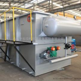 酿酒厂污水怎样处理?中科贝特气浮机成套设备 专利产品