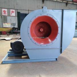 鲁安泰牌 4-72-8c 4-11kw 排尘风机 除尘器风机
