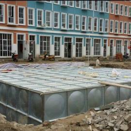 BD装配式消防水箱 质量可靠