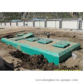 制药厂污水处理设备-中科贝特地埋式一体化污水处理成套设备