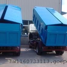 污水处理厂污泥清运车-12吨12方污泥运输车厂家说明价格