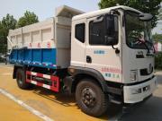 4立方污泥清运价格、5立方污泥清运车生产厂家价格