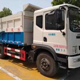 水厂含水稀淤泥清运车图片、18吨18立方污泥运输车厂家产品价格
