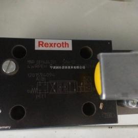 力士乐伺服阀4WRPEH10C4B100L-2X/G24K0/F1M 0811404761 德国产