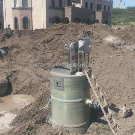 别墅污水提升泵操作说明