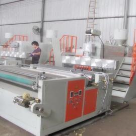 供应优质气垫膜生产设备 FTPE-1000mm聚乙烯气泡膜机组 气泡膜机