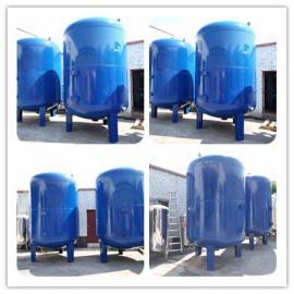 广旗厂家直销A3碳钢地下水过滤器 除铁锰效果 碳钢过滤器