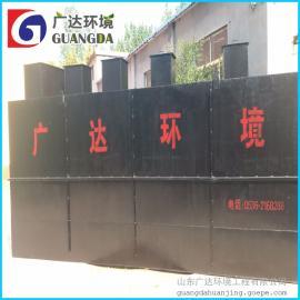 造纸污水处理设备 每小时20立方