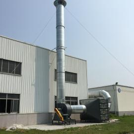 正境环保-应用于冷镦机、热处理、淬火炉油烟净化收集系统
