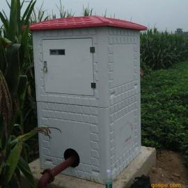农田灌溉专用玻璃钢井房厂家