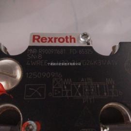力士乐比例换向阀 4WREE6E32-2X/G24K31/A1V