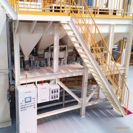 中频炉自动加配料系统实现多种合金孕育剂的自动称重配送