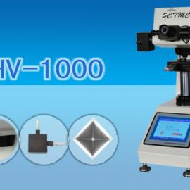 XHV-1000数显显微维氏硬度计