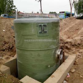 一体化污水预制泵站操作说明