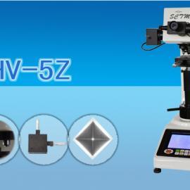 MHV-5/5Z数显维氏硬度计