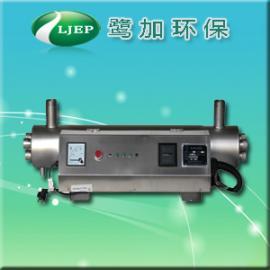 上海LJEP-UV楼层城镇污水二次供水紫外线杀菌器DN100工厂直销
