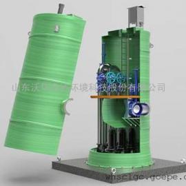 新疆预制污水提升泵站价格