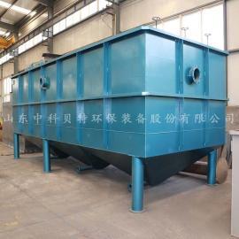 自来水厂、洗砂水处理设备-中科贝特斜管沉淀成套装置 *定制