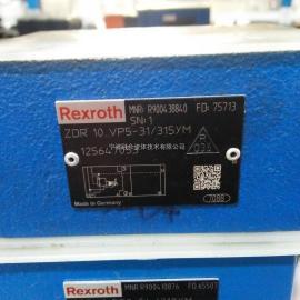 力士乐减压阀 ZDR10VP5-3X/315YM R900438840