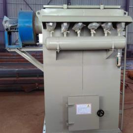 DMC系列单机除尘器 小型布袋除尘器 嘉明环保设备