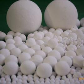 耐高温耐酸碱惰性氧化铝填料球 氧化铝含量92 99 淄博厂家供应