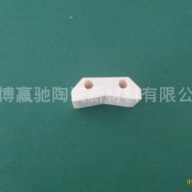 氧化铝陶瓷耐磨衬板 规格 70×70 硬度高 带孔可焊接 耐高温
