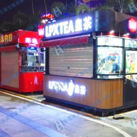 广州南沙万达广场售货亭制作,佛山南海万达奶茶售货亭多少钱?